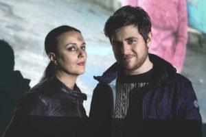 Francesca Leoni e Davide Mastrangelo