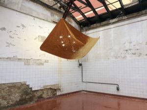 Riccardo Gusmaroli, Coperta Termica, 2019