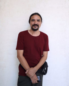 Kamruzzaman Shadhin, photographed by Noor Ahmed Gelal