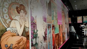 Timeless Mucha – Mucha to Manga: the Magic of Line