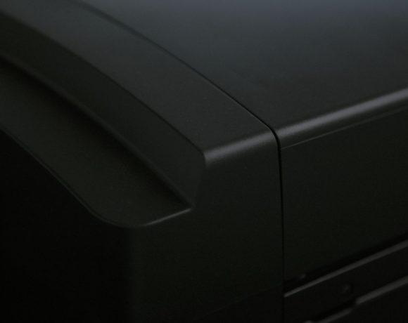 Arte Fiera. Matteo Cremonesi, Sculpture Dark Printer Office, 2019, stampa su carta fotografica, dimensioni variabili, ph courtesy Gallleriapiù, Bologna