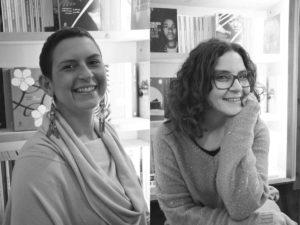 Legatoria Prampolini. Maria Carmela e Angelica Sciacca