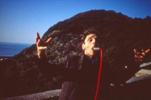 Henri Chopin, Temperature Flegree, Terza Edizione 1988, Acropoli di Cuma © Fondazione Morra