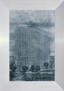 Richard Artschwager Apartment House, 1964, Köln, Museum Ludwig