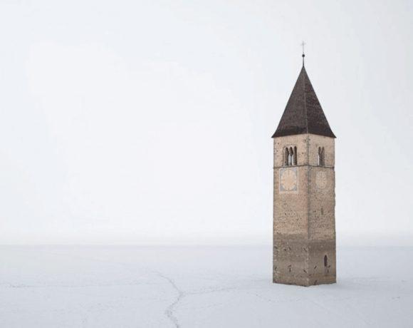 SILVIA CAMPORESI_ Curon Venosta 2014, inkjet print cm 100x150