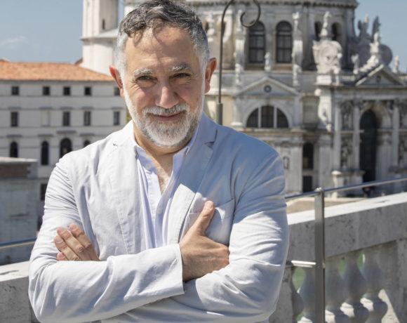 Hashim Sarkis, direttore artistico 17. Mostra Internazionale di Architettura, ph Jacopo Salvi, courtesy La Biennale di Venezia