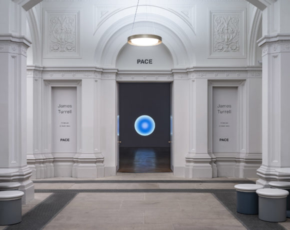 1. James Turrell – PACE Gallery, Burlington Gardens, London 2020 © James Turrell, Courtesy Pace Gallery