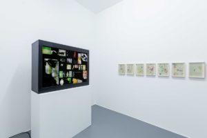 Umberto Bignardi, Sperimentazioni visuali a Roma (1964-1967), installation view, Galleria Bianconi, Milano.