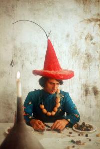 Bruno Benuzzi, Rabelaisiana, 1975, teatro-performance
