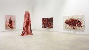 Anish Kapoor. Exhibition view at MACRO, Roma 2017