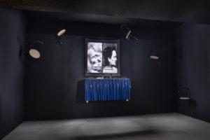 """""""La Donna Delinquente"""", videoinstallazione, 2011-2013. Courtesy of Cosmo Laera"""