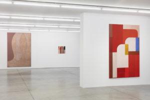 Svenja Deininger. Two Thoughts. Exhibition view Collezione Maramotti, 2020 Ph. Andrea Rossetti