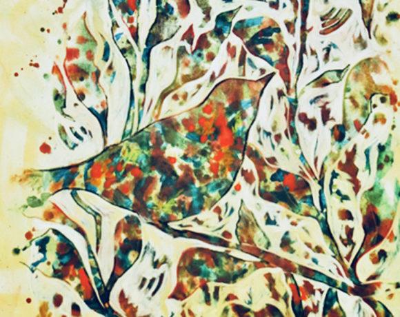 Golnaz Anbari Attar. L'impressionista interiore