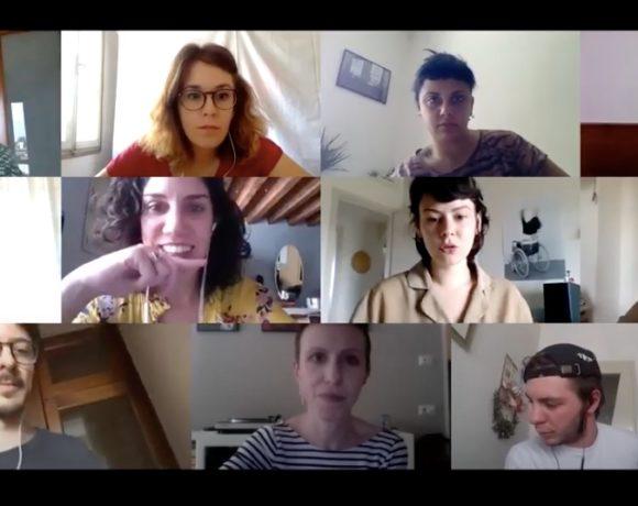 Dimore - Residenza d'artista online