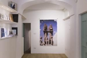 Ou allons-nous d'ici, Linda Bertazza, 2018, Nelumbo Open Project, Bologna