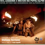 AlpiMagia: riti, leggende e misteri dei popoli alpini  Un progetto fotografico di Stefano Torrione