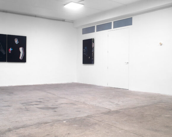 Hadal_zone installation view