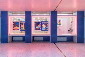 Alessandro Casagrande, Lilac, Galera San Soda, Milano. Courtesy l'artista e Galera San Soda. Foto Alessandro Saletta + dsl studio