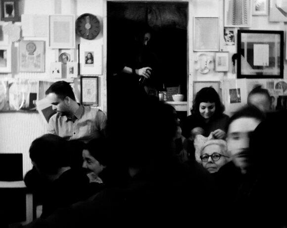 Casa Cicca Museum #2, evento pubblico, foto di Cristina Ceglie