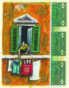 Maupal, dollarArt, 2020