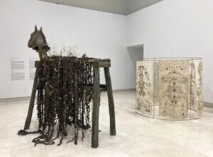 Chiara Camoni 17a Quadriennale, 2020 Palazzo delle Esposizioni, Roma Courtesy SpazioA, Pistoia