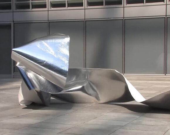 festival videoarte: Devis Venturelli, Sculpt the Motion, 2017