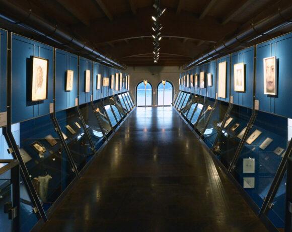 Gabinetti Disegni e Stampe italiani: Exhibition Gallery, Civica Raccolta del Disegno of Salò, Salò. Courtesy of Civica Raccolta del Disegno of Salò, Salò