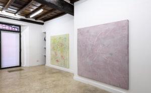 Luca Grechi, Mi frulla in testa un'isola, Ph. Credit Giorgio Benni, Courtesy Galleria Richter Fine Art, Roma