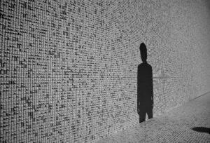 Ryoji Ikeda, Data.Tron, 2007. Foto Liz Hingley