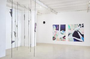 Lulù Nuti e Delfina Scarpa alla Galleria Bonomo