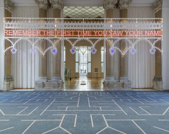 Io Dico Io La Galleria Nazionale Roma