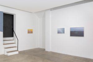 Davide Tranchina, From Afar - In lontananza, exhibition view 1, Courtesy l'artista e Galleria Studio G7, Bologna. Foto Alessandro Fiamingo