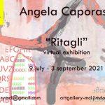 """""""Ritagli"""", mostra personale online di Angela Caporaso"""