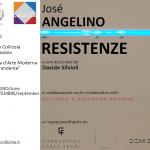 José Angelino. RESISTENZE