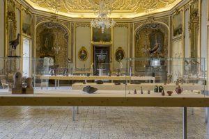 Renato Leotta, exhibition view, Mondo. Museo Archeologico del Reale, Palazzo Biscari, Catania, 2021. Courtesy of the artist. Photo: Gabriele Abruzzese