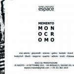 Memento Monocromo