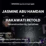 Hakawati Retold - Mostra Personale di Jasmine Abu Hamdan